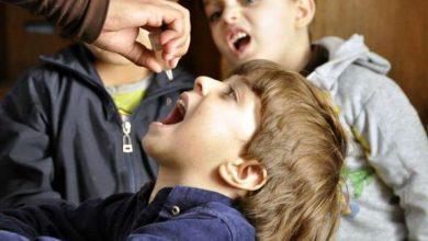 صورة موعد حملة تطعيم شلل الأطفال فبراير 2021 وأماكن الحصول على الجرعة