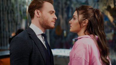 صورة مسلسل أنت أطرق بابي الحلقة 33 مترجمة على قناة فوكس التركية Fox TV 2021