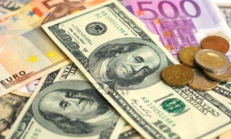 أسعار العملات الأجنبية في مصر اليوم الاحد 28-2-2021