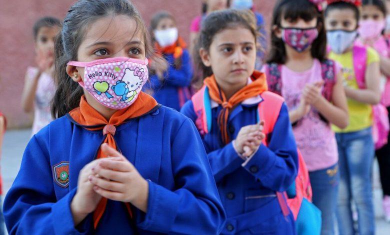 النماذج الاسترشادية للصف الخامس الابتدائي 2021 على منصة التعليم المصري
