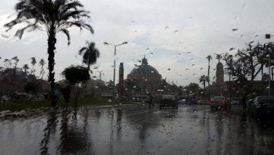 صورة أمطار ورياح وشبورة.. تعرف على حالة الطقس خلال 6 أيام مقبلة