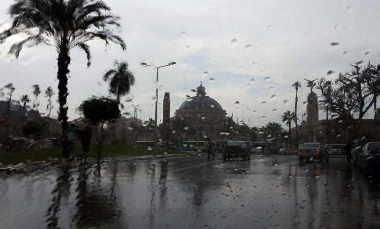 أمطار ورياح وشبورة.. تعرف على حالة الطقس خلال 6 أيام مقبلة