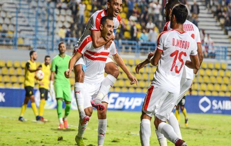 موعد مباراة الزمالك اليوم 1-3-2021 في الدوري المصري الممتاز والقنوات الناقلة